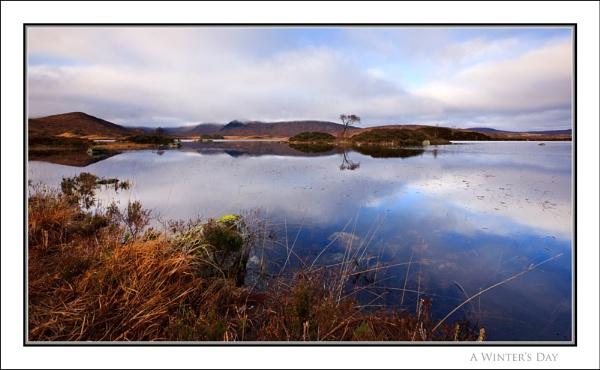 A Winter\'s Day... by Scottishlandscapes