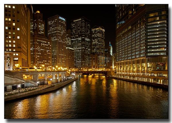 Night Lights by GillyB