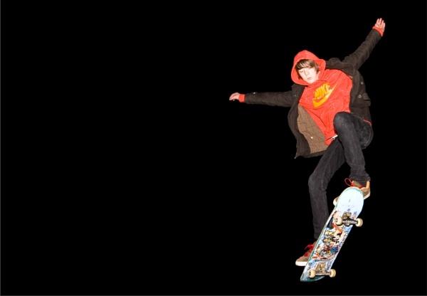 Skater Boy by Britman
