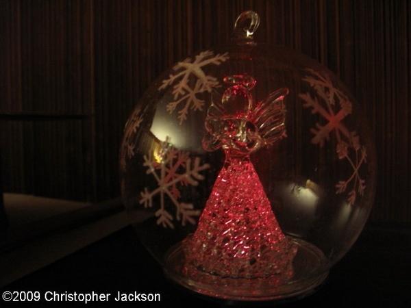 A Christmas Angel by ChrisPhotos145