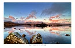 Rannoch Sunrise