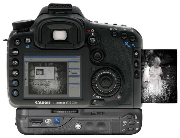 Canon Eos 7Dse by MarkBowker