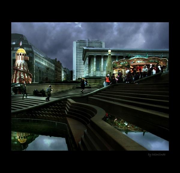 City lights by helenlinda