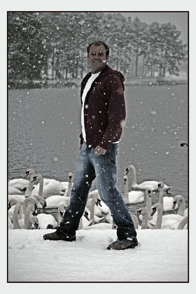 Walking in a Winter Wonderland by rah