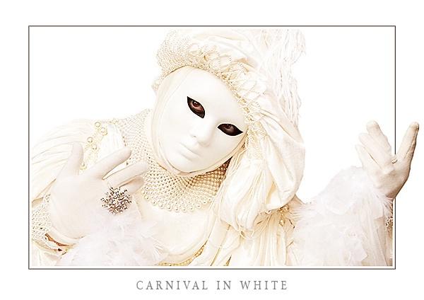 Carnival in White by sherring