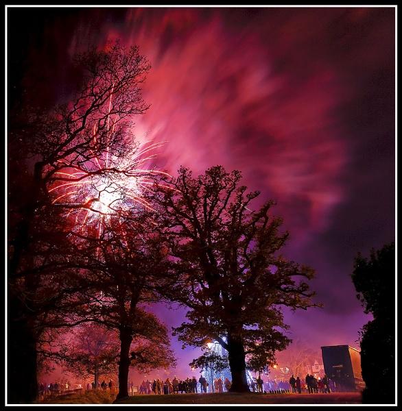 Fireworks by OMG