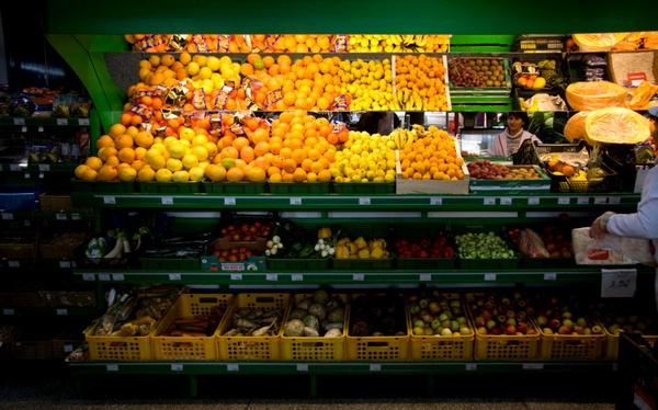 Fresh Fruit by zimac