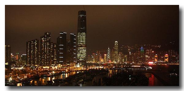 HONG KONG BY NIGHT by JOKEN