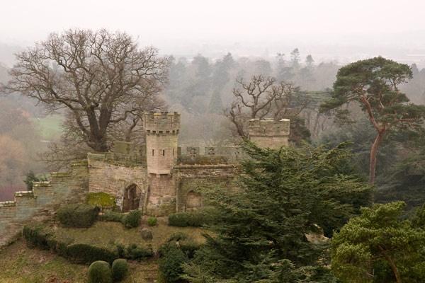 Warwick Castle by edjbartos