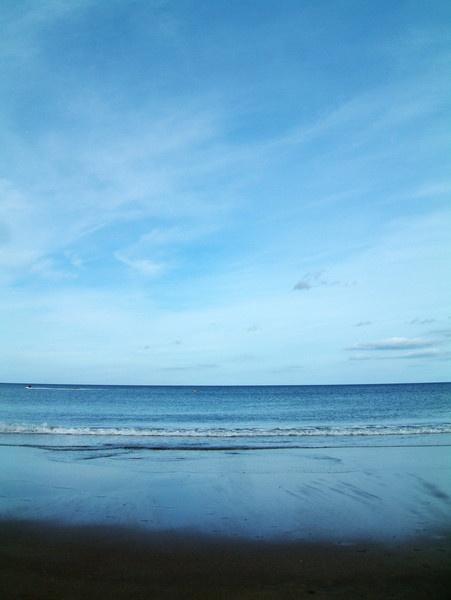 Scarborough Beach (in colour)