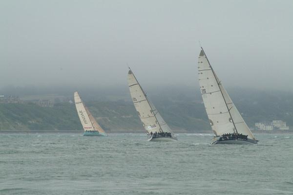synchronized sailing by kieranmccay