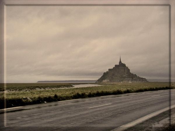 Le Mont St Michel by meercottage