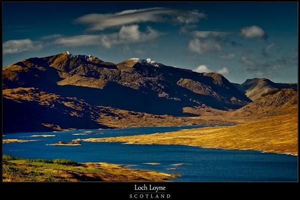 Loch Loyne-Scotland by ovi