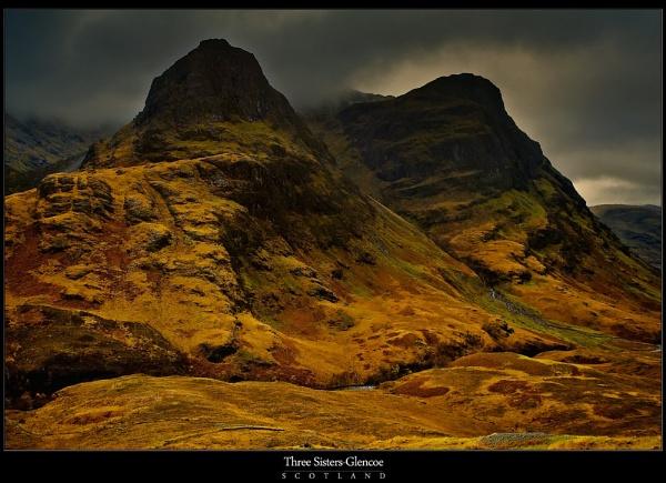 Three Sisters-Glencoe_4 by ovi