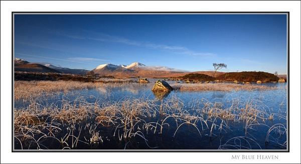 My Blue Heaven... by Scottishlandscapes
