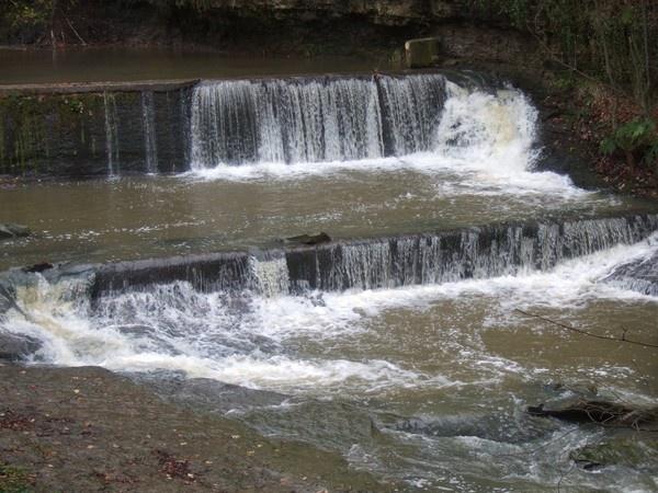 Heavy Water Falls by cbegg