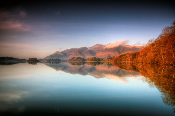 Skiddaw in Derwent by TheShipsMast