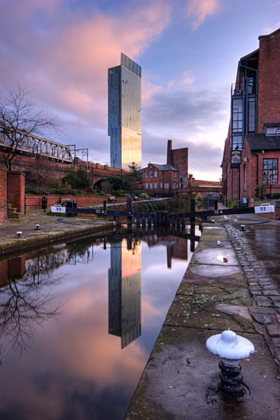 Beetham Tower by Slaterm