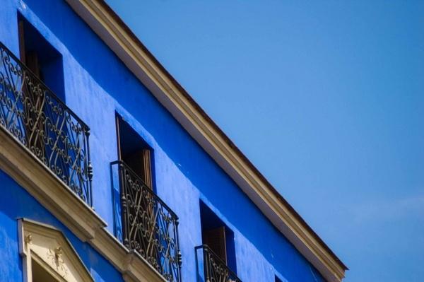 Im Blue by Ridefastcarveha