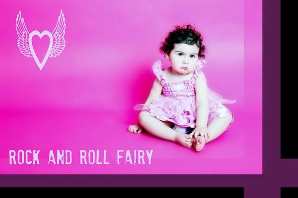 Rock & Roll Fairy! x by Mrs_MacG