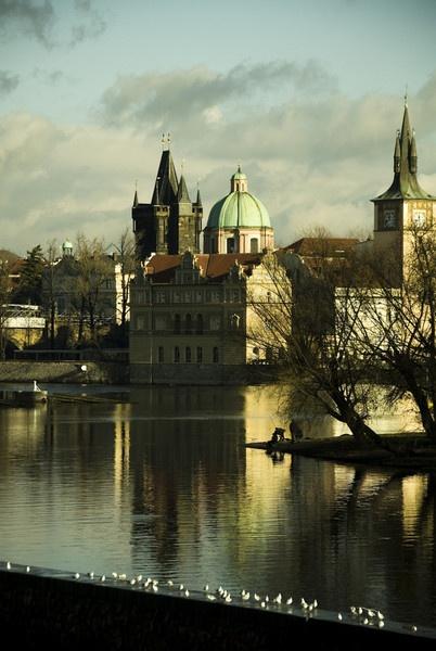 Prague by davidsaenzchan