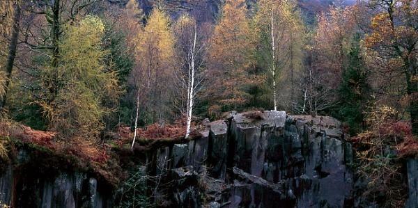 Slate Quarry by fennera