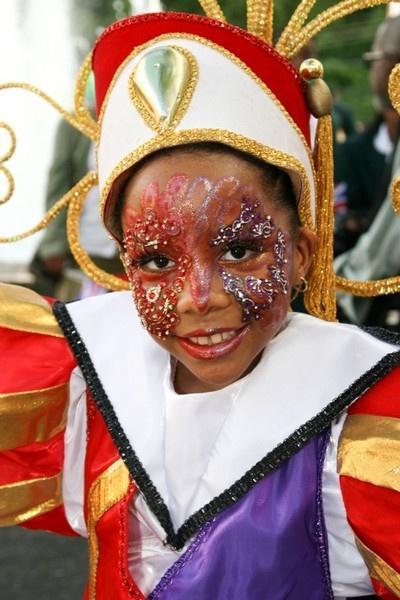 Costumed child by darrylhp