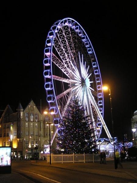 Christmas in Sheffield by spireite