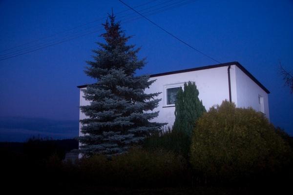 House on a Winters Night by zimac