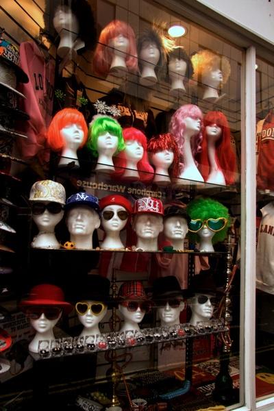 Hats by zimac