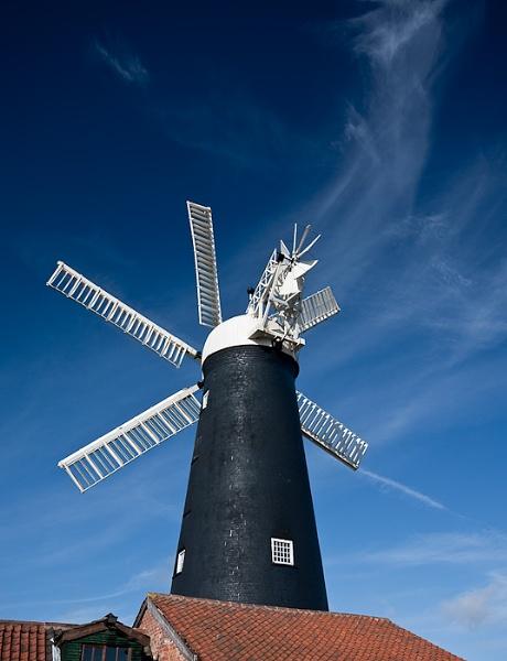 Waltham Windmill by Steve Cribbin