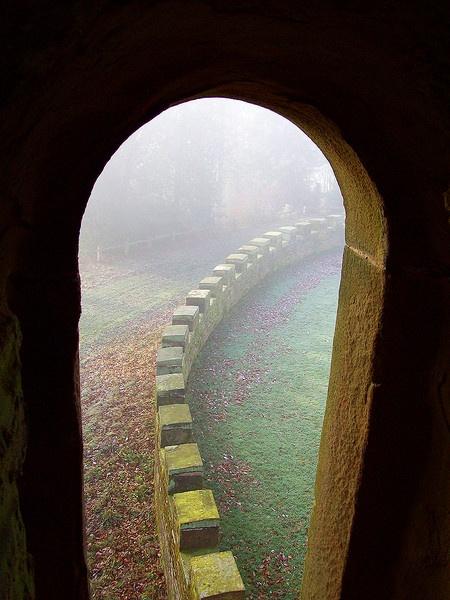 Castle View by ChrisBilton