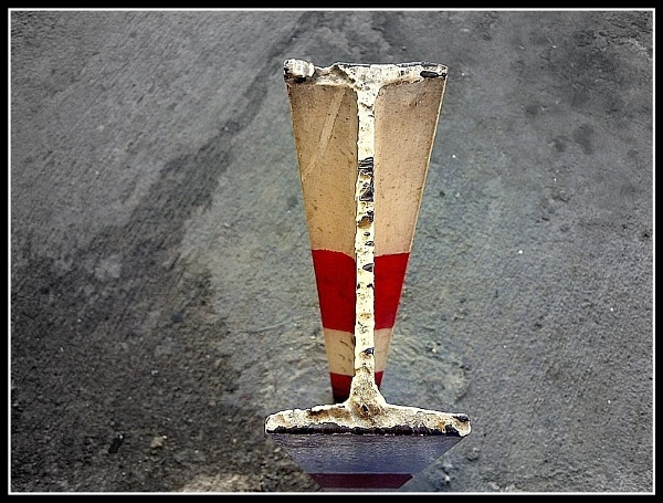 I is made of Iron by Gothic