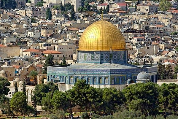 Jerusalem the golden by Stuarty