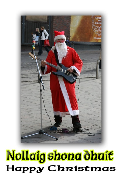 Music Santa in Finland :) by irish