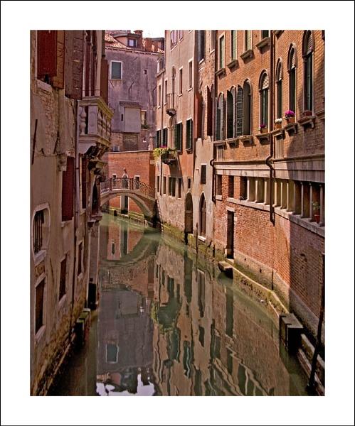Venetian roadway by shawpaul