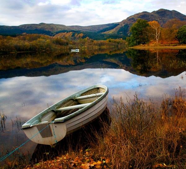 On Loch Achray by MalcolmM