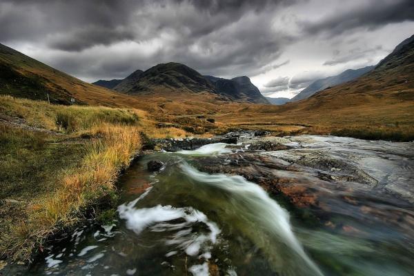 moody glen by davidcollins