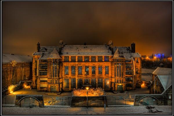 Scotland Street School by uggyy