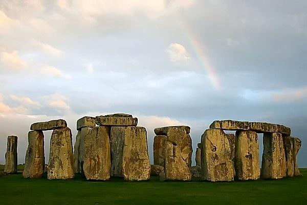 Stone Henge by XxPaulxX