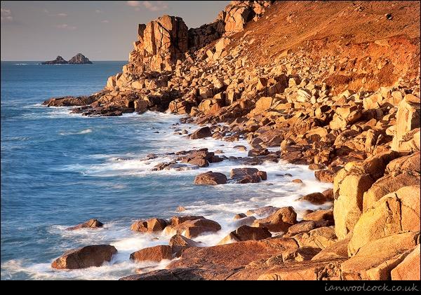 Along the Cornish Coast by iwool