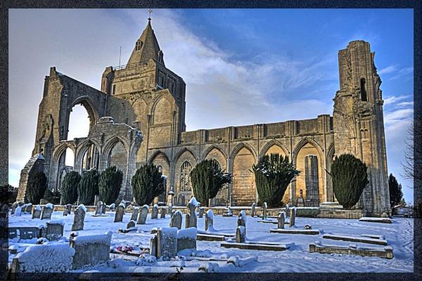 Croyland Abbey by Doglet