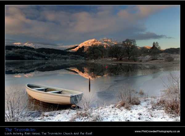 The Trossachs by Landlord