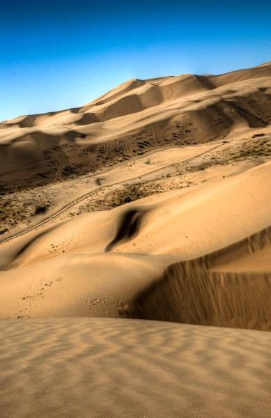 Gobi Desert by Ridefastcarveha