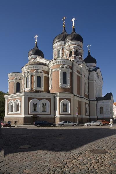 Tallinn Church by ensign