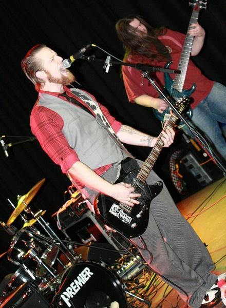 Foke Rock by SKETCHER68