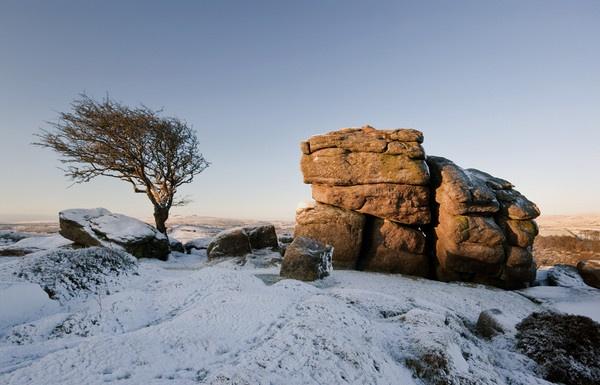 Dartmoor Dusting by lakemans