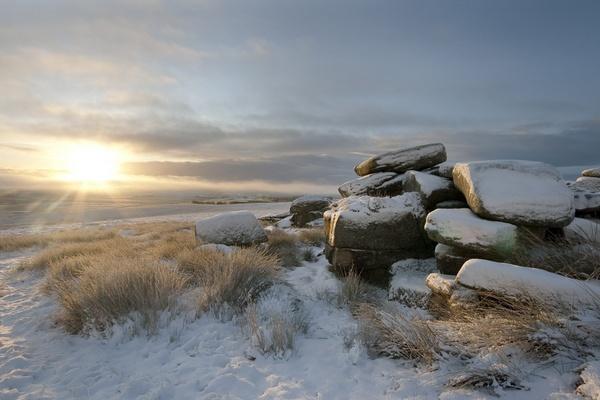 Dartmoor Morning by lakemans