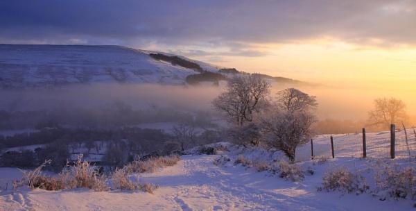 Seasonal View by MrBlueSky
