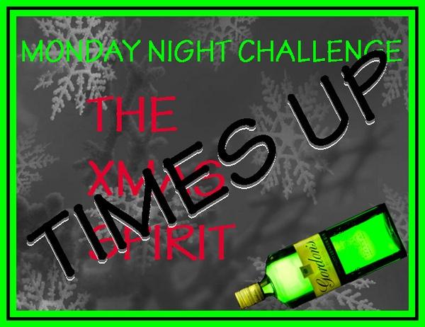 MONDAY NIGHT CHALLENGE by SteveHunter